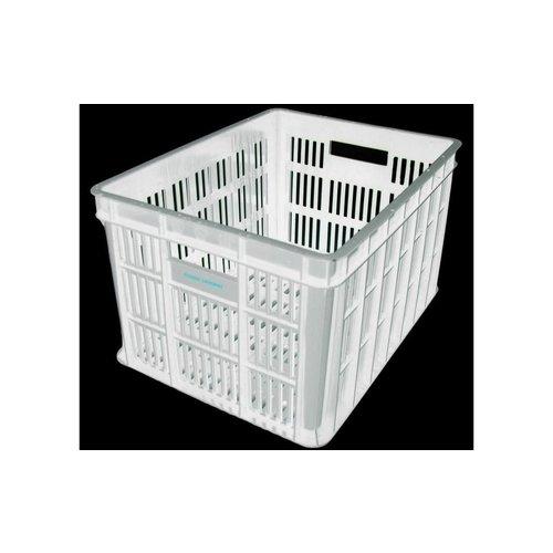 Edge Fietskrat Edge Urban Crate - Medium - Wit