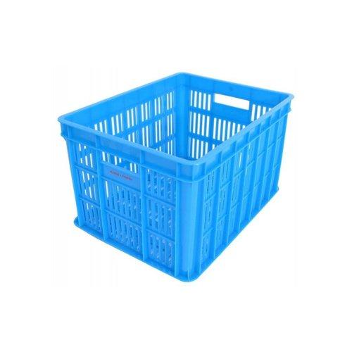 Edge Fietskrat Edge Urban Crate - Medium - Blauw