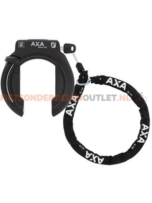 AXA Duo Deal AXA Block XXL Ringslot + ULC130 Insteekketting