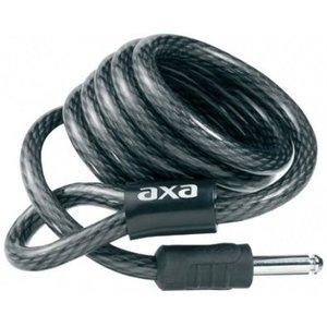 AXA AXA Insteekkabel RLD 1800 x 12mm - Zwart