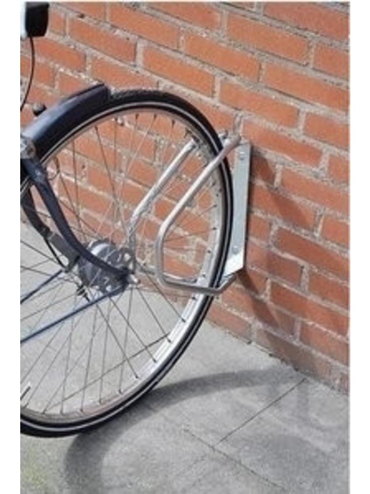 Fietsenrek voor aan de muur fietsonderdelen outlet for Gewei voor aan de muur