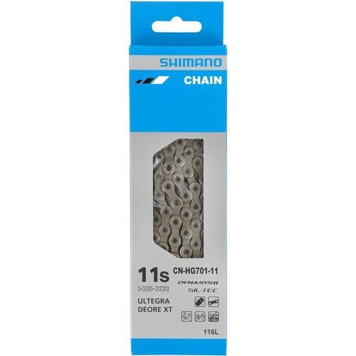 Shimano Shimano Ketting 11-Sp Hg701-138 Schakels
