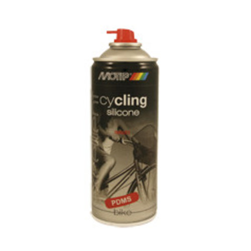 Motip Cycling Siliconenspray 400ml Motip