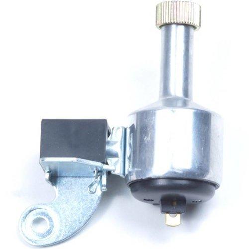 Dynamo rechts aluminium