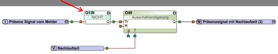 Bewegungssignal konfigurieren 2