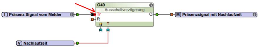 Bewegungssignal konfigurieren 1
