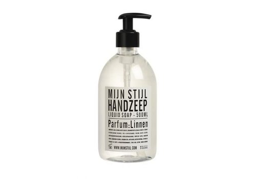 Mijn Stijl Handzeep parfum Linnen wit