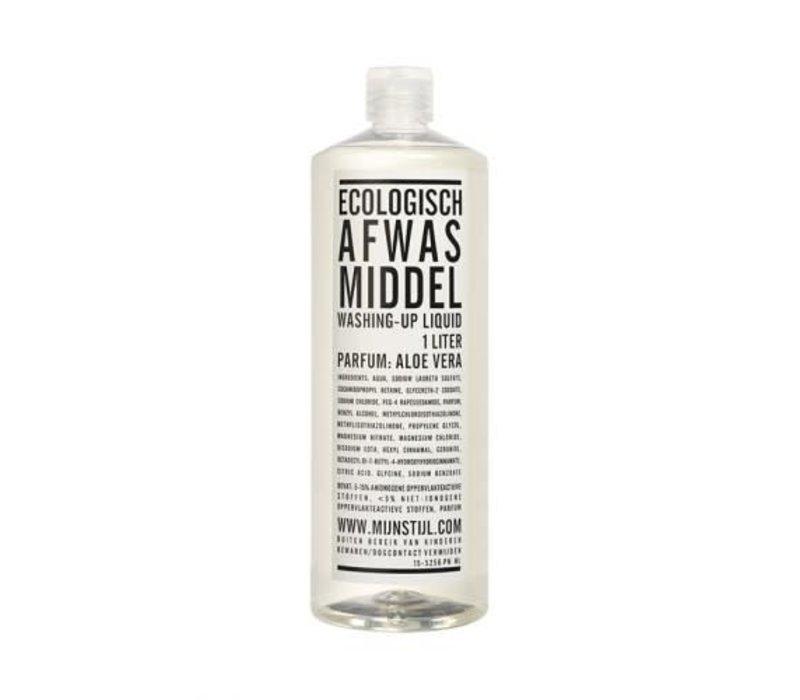 Ecologisch afwasmiddel parfum Aloe Vera