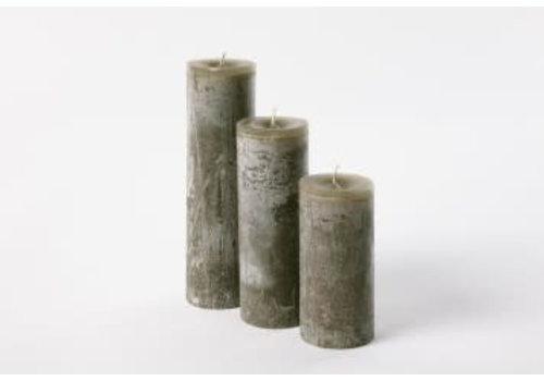 Deco Candle Lotus Kaars Tillandsia