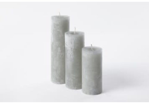 Deco Candle Lotus Kaars Cloudy