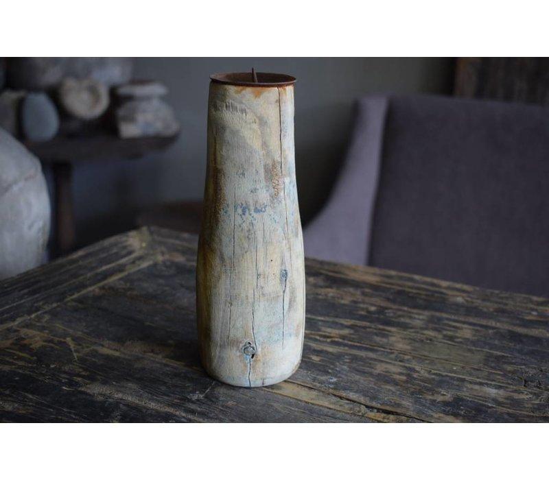 Kandelaar hout