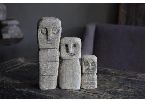Belle Home Set stenen popjes