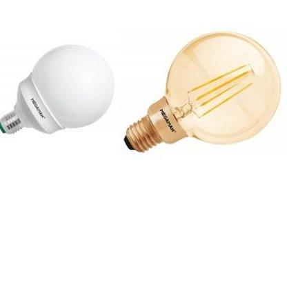 Megaman Globe R95/R125 ledlampen