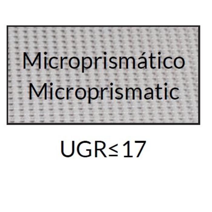 Led panelen Microprisma