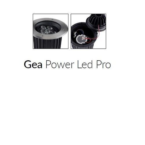 Grond inbouwspot GEA Power Led Pro - Dirks Verlichting