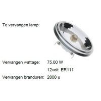 MM06251 AR111 G53 350mA-12W/45gr Dim to Warm