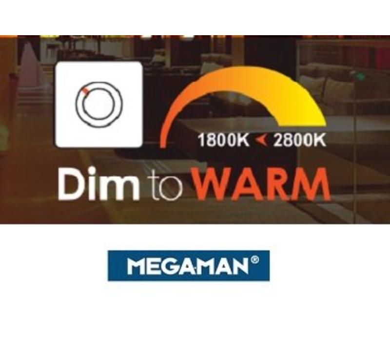 MM06250 AR111 G53 350mA-12W/24gr Dim to Warm
