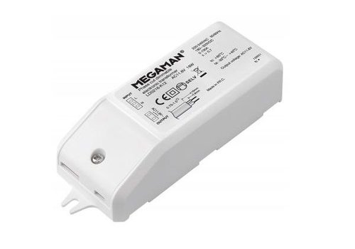 Megaman MM04224 led driver 12Volt/16 Watt dimbaar