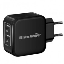 BlitzWolf Dual Port Small Wall Charger