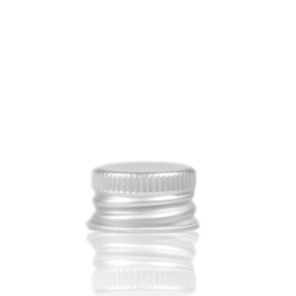 Aluminium schroefdop (halstype A of 20/410)