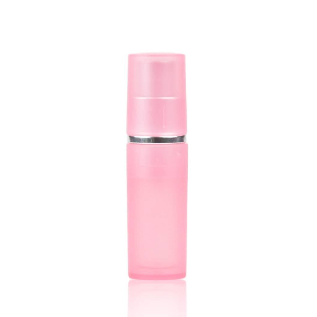 Luxe roze verstuiver 10 mL