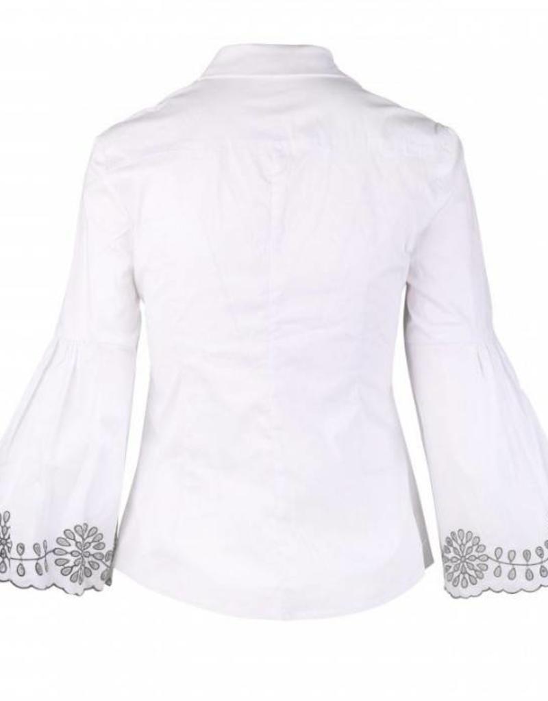 Glamorous SALE BLISS BLOUSE WHITE GLAMOROUS 2127