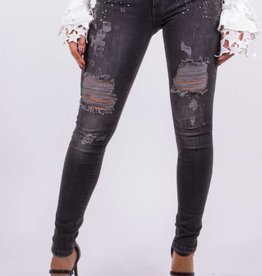 Royal Temptation SALE Ryl030 JEANS KIKI BLACK ROYAL TEMPTATION