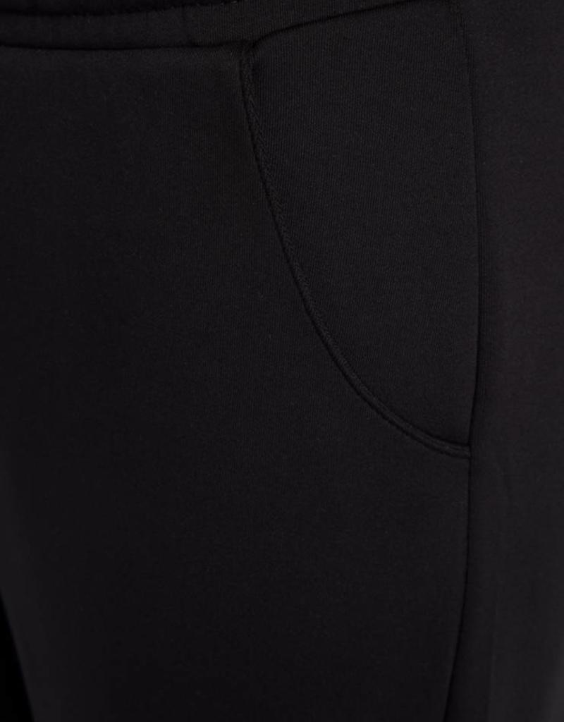 Purewhite SALE 18015501 CHIC TRACKPANTS BLACK PUREWHITE