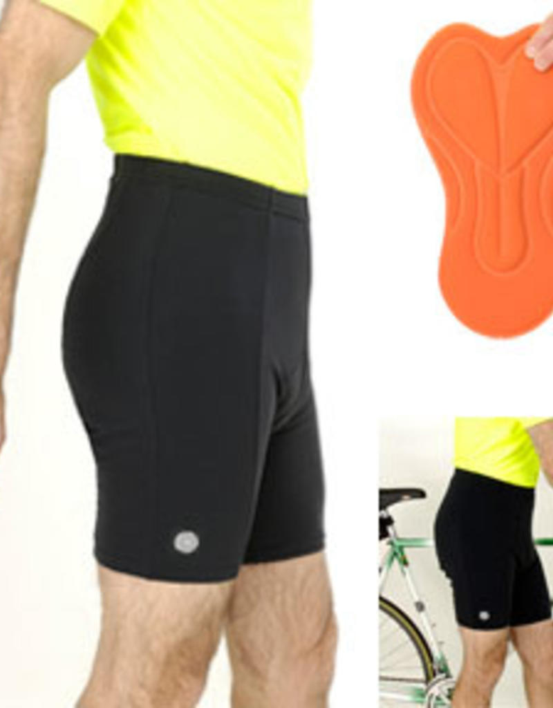 Tudor TS340 - 8 panel Shorts with Padded Insert