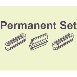 OVVO OVVO permanente verbinder model 1240 - doos 1000 stuks