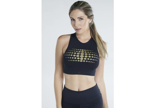 Bro Fitwear Esfera Cropped Top Limited Edition