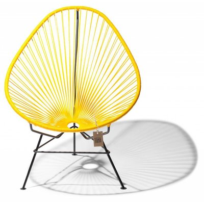 Merveilleux Acapulco Chair Yellow