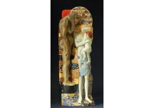 Gustav Klimt Gustav Klimt: De drie levensfasen van de Vrouw (1905)