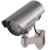 Konig Konig CCTV Dummy Buitencamera met IR LED en Ophangbeugel