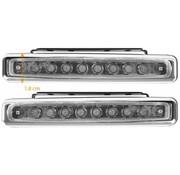 ProPlus ProPlus 2 x 8 LED's 12V Dagrijverlichting 11 CM