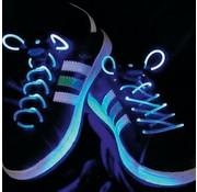 BasicXL BasicXL Blue LED Lichtgevende Schoenveters