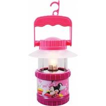 Disney Minnie Mouse Mini Camping LED Lamp met Ophanghaak