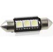 Festoon 3 x 5050 SMD LED Canbus White 36 MM 12V Autolamp