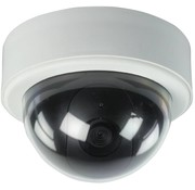 Konig König CCTV Dummy Mini Dome Camera met IR LED