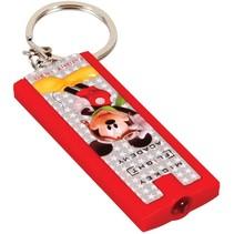 Disney Zeer Felle Mini Mickey Mouse Zaklamp