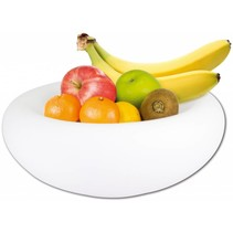 HQ LED Multicolour Fruitschaal White