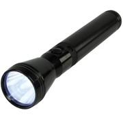 HQ HQ Oplaadbare 3 W CREE Power LED Zaklamp Aluminium Black