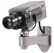 Konig König CCTV Dummy Binnencamera met IR LED en Ophangbeugel