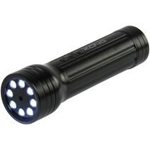 König LED Zaklamp met Verborgen Camera en Microfoon