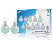 HQ HQ LED Multicolour Kerstballen + Afstandsbediening