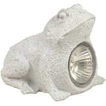 Ranex Solar LED Kikkerlamp Frog Grey