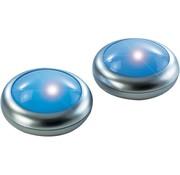 Ansmann Ansmann Aqua Light LED Decoratielampjes Silver (2 stuks)