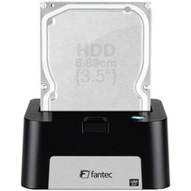 Fantec MR-USB 3.0 LED Docking Station Black