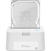 Fantec MR-USB 3.0 LED Docking Station White