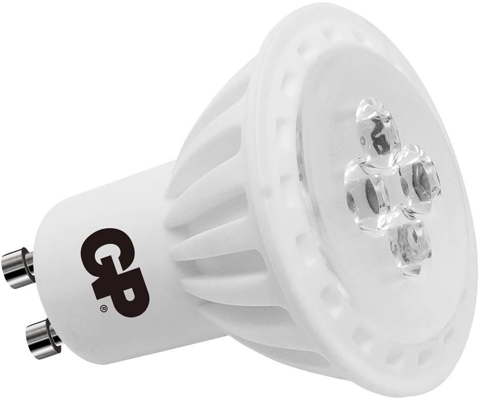Led Lampen Dimbaar : Gp gu led lamp reflector dimbaar w w warm white kopen